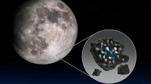 What does finding water on the moon mean? (Nasa/PA)