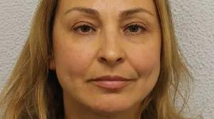 Gurgana Gueorguieva who was sentenced to nine-and-a-half years in prison (Metropolitan Police/PA)