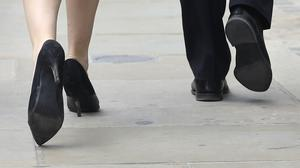 A significant proportion of employers have revealed an increase in their gender pay gap, it has been suggested (Philip Toscano/PA)