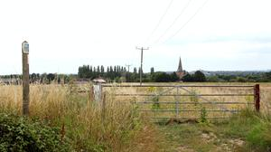 The Government has purchased a 27-acre site in Kent which opponents fear will be turned into a post-Brexit 'lorry park' (Gareth Fuller/PA)