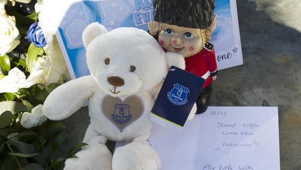 Administrators of the Alfie's Army Facebook group have said gifts from wellwishers have been stolen (Andrew Price/PA)