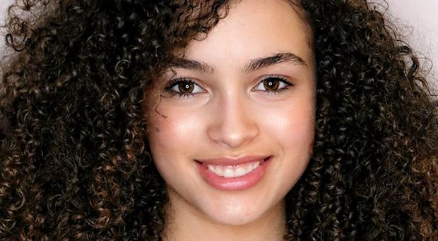 BBC children's TV star Mya-Lecia Naylor died aged 16, (AandJ Management)