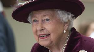 The Queen's birthday on Tuesday will not be marked with the usual gun salutes (PA)