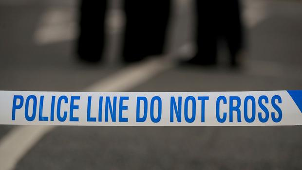 Police are investigating an acid attack on a woman who rang to shopkeepers for help (Peter Byrne/PA)