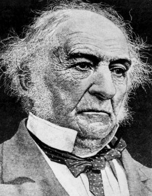 William Gladstone delivered the longest continuous Budget speech (PA)