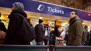 There will be a limit on the number of 26-30 Railcards available while the scheme is trialled to assess the impact on revenue and passenger numbers (John Stillwell/PA)