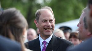 The Earl of Wessex sent his congratulations to Gold Award holders (Yui Mok/PA)