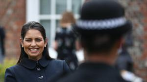 Home Secretary Priti Patel is setting out new proposals (Gareth Fuller/PA)