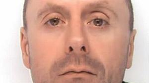 David McDermott, one of ten of Britain's most wanted fugitives who is believed to be on the run in Spain.