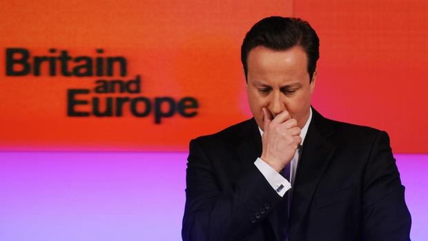 """There is speculation the PM's renegotiation could mean the UK is described as an """"trading"""" or """"executive"""" member"""
