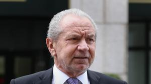 Lord Sugar is quitting the Labour Party