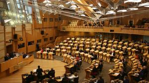 MSPs are looking at measures to tackle sexual harassment at Holyrood