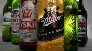 The Peroni and Grolsch brands have attracted interest