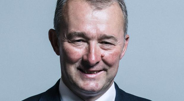 Simon Hart, who has been appointed Secretary of State for Wales (Chris McAndrew/UK Parliament/PA)