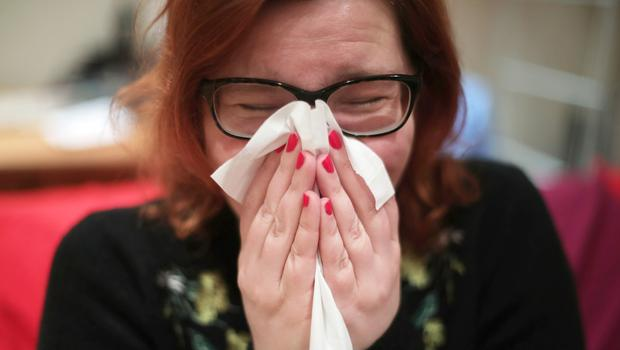 A new experimental drug may provide the first effective treatment for the common cold. (Yui Mok/PA)
