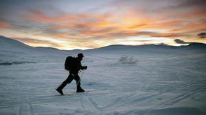 Average temperatures in Arctic Siberia were as high as 10C above normal for June, according to the Copernicus Climate Change Service (David Cheskin/PA)