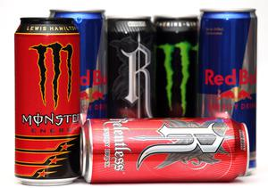 Labour wants a ban on the sale of energy drinks to children (Jonathan Brady/PA)