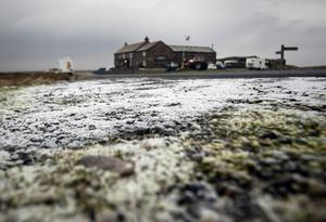 A yellow weather warning has been issued for NI by the Met Office (Danny Lawson/PA)