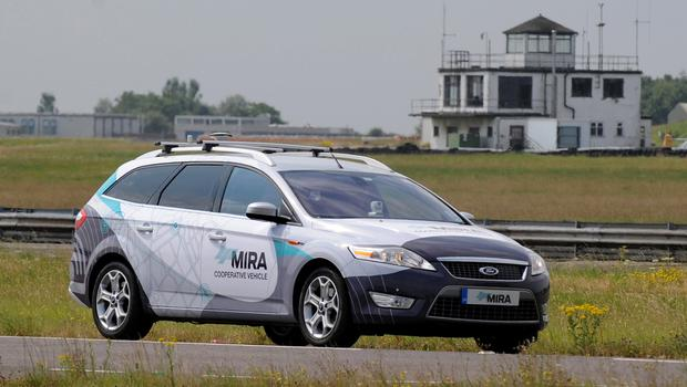 Polling for the report found high levels of awareness of driverless cars (Rui Vieira/PA)