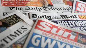 What the papers say – January 14 (PA)