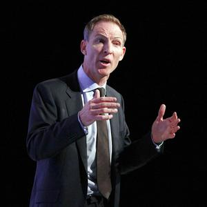 Shadow defence secretary Jim Murphy said 'you cannot cut, cut, cut your way out of the difficulties we have'