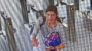 Police have released an image of missing mother Zivile Jokubonyte (Avon and Somerset Police/PA)