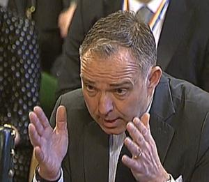Cabinet Secretary Sir Mark Sedwill will leave his post in September (Parliament TV)
