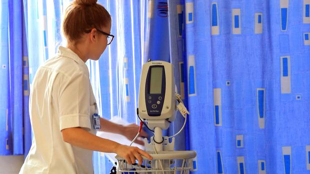 A new treatment has been recommended for cancer patients (Peter Byrne/PA)