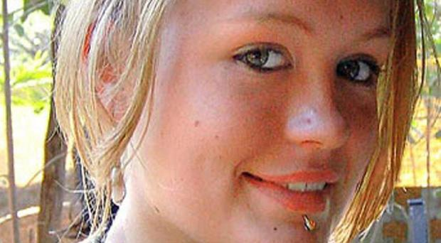 Scarlett Keeling, 15, whose bruised and half-naked body was found on popular Anjuna beach in the north of Goa in February 2008 (PA)