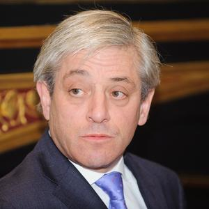"""""""I have most certainly not become a sex symbol,"""" said John Bercow"""