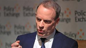 Foreign Secretary Dominic Raab urged Russia to co-operate (Aaron Chown/PA)