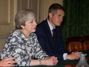 Gavin Williamson has denied being behind any leak (Daniel Leal-Olivas/PA)