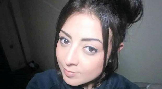 Georgina Gharsallah was reported missing from Worthing in March 2018 (Crimestoppers/PA)