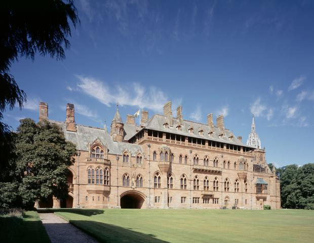 John Bute supervised the transformation of his ancestral home, Mount Stuart, into a tourist attraction (Mount Stuart House/PA)