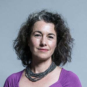 Labour MP Sarah Champion is the chair of the Commons International Development Committee. (Chris McAndrew/UK Parliament/PA)