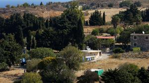 The house where Ben Needham was last seen in 1991