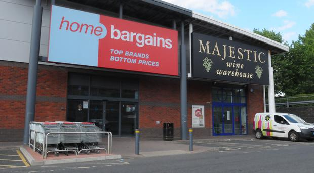 Home Bargains is investing £1m into the Belfast retail venture (Matthew Cooper/PA)