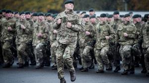 Military personnel have been enlisted to assist in previous national emergencies (Ben Birchall/PA)
