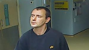 Photo from CCTV footage of Thomas Ashcroft (Kent Police/PA)