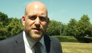 Detective Chief Inspector Paul Hughes, who is in charge of the investigation into deaths at the Countess of Chester neonatal unit (Cheshire Constabulary/PA)