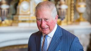 The Prince of Wales attends a reception at Buckingham Palace (Dominic Lipinski/PA)