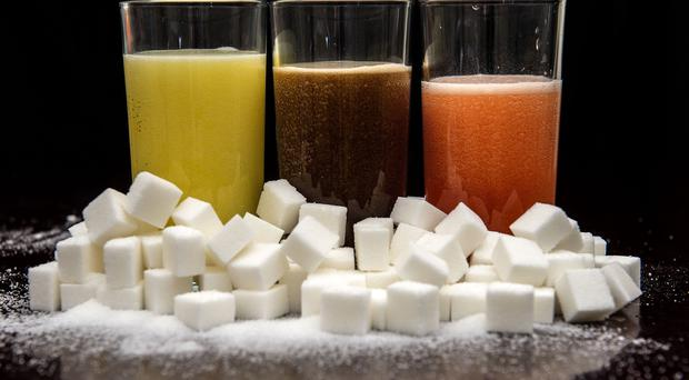 Sugary drinks are often included in packed lunches, research found (PA)
