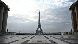 A Frenchman who fled London amid concerns the UK is not taking a tough enough approach to coronavirus said Paris was a 'ghost town' (Thibault Camus/AP)