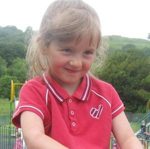 April Jones vanished while playing on her bike with her best friend near their homes on Machynlleth's Bryn-Y-Gog estate