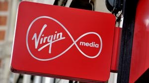 Virgin Media customers suffered intermittent connectivity dropouts late on Monday (Nick Ansell/PA)