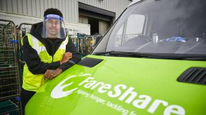 The Government is looking to restaurant chain Leon's founder for a solution to the free school meals row (Fareshare/Mark Waugh/PA)