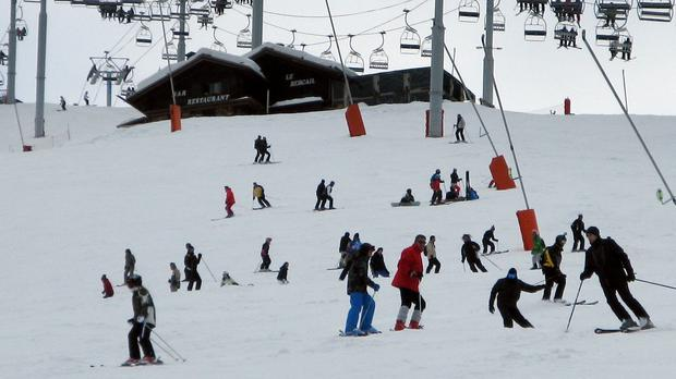 Rescuers believe the boy got lost after asking to ski the final descent of the day himself