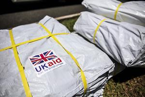 Aid will be overseen by the Foreign Secretary as part of the shake-up (L(Phot) Joel Rouse/MoD Crown Cop/PA)