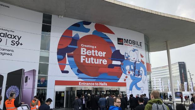 The Mobile World Congress convention will be held in Barcelona (Martyn Landi/PA)