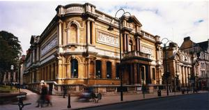 Wolverhampton Art Gallery, which has been recognised as a Unesco Geosite as part of the Black Country's successful bid for global geopark status. (Credit: Wolverhampton Council/PA)